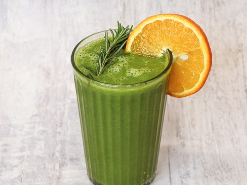 Green At Heart smoothie